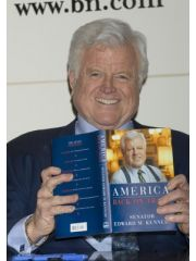 Ted Kennedy Profile Photo