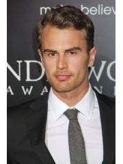 Theo James Profile Photo