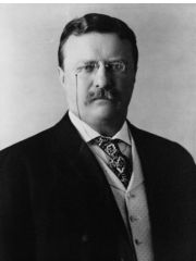 Theodore Roosevelt Profile Photo