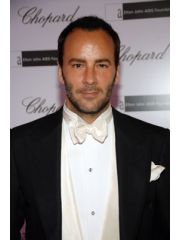 Tom Ford Profile Photo