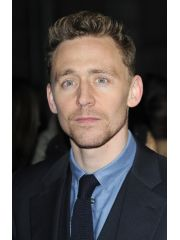 Tom Hiddleston Profile Photo