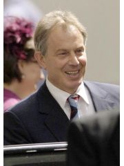 Tony Blair Profile Photo