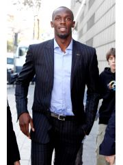 Link to Usain Bolt's Celebrity Profile