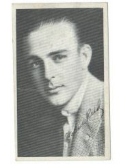 Wallace Reid Profile Photo