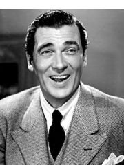 Walter Pidgeon Profile Photo