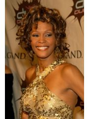 Whitney Houston Profile Photo