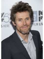 Willem Dafoe Profile Photo