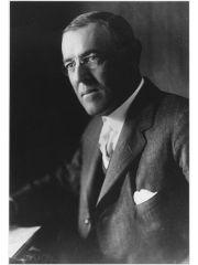 Woodrow Wilson Profile Photo