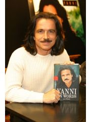 Yanni Profile Photo
