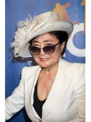 Yoko Ono Profile Photo