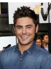 Zac Efron Profile Photo