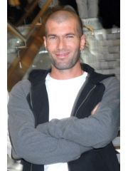 Zinedine Zidane Profile Photo