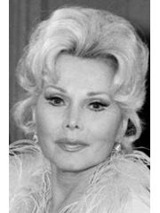 Link to Zsa Zsa Gabor's Celebrity Profile